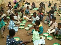 Rations being given to children in Malawi. A program by the World Food Programme. World Food Programme, World Hunger, Children, Travel, Life, Image, Style, Young Children, Swag