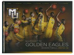 Item #13876 2013-2014 Basketball Media Guide $24.95 Stop in or call 414-288-3050 to order.