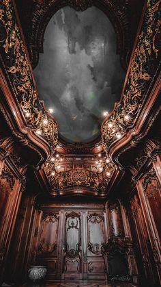 Aesthetic Pastel Wallpaper, Aesthetic Backgrounds, Aesthetic Wallpapers, Aesthetic Art, Aesthetic Pictures, Gothic Aesthetic, Photographie Portrait Inspiration, Baroque Architecture, Beautiful Architecture