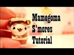 Mamegoma S'mores Tutorial