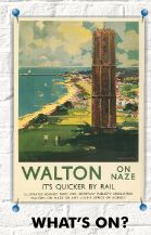 Naze Tower, Walton on the Naze, Essex