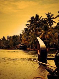 The Tranquility of Kumarakom