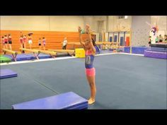 Leap hops up to panel mat to strengthen bottom leg for split and switch leaps… Gymnastics Academy, Gymnastics Floor, Tumbling Gymnastics, Gymnastics Skills, Gymnastics Coaching, Gymnastics Stuff, Gymnastics Conditioning, Young Gymnast, Preparation Physique