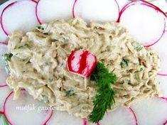 Tahinli Turp Salatası