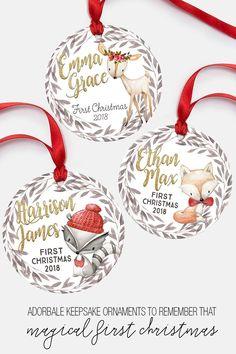 Shower Gift Pregnant Stocking Stuffer Starfish Ornaments Secret Santa Christmas Ornaments Baby Boy New Mom Women/'s Gifts