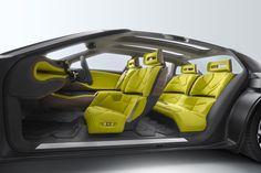 Paris 2016 - Citroën CXperience Concept : le renouveau de la grande berline ? - le blog auto