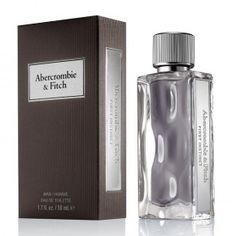2016 sees the first launch outside their boutique for laidback luxe brand, Abercrombie and Fitch. First Instinct is an aftershave for him inspired by young love and that instant attraction, the First Instinct man fearlessy expresses feelings.This oriental, aromatic aftershave opens with notes of Gin&Tonic and Kiwano Melon; heart notes of Szechuan Pepper, Violet Leaves and Citrus notes. Cased in a simple, classic clear and silver bottle, with the Abercrombie and Fitch logo on the side.