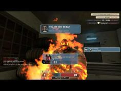 Team Fortress 2 Invasion at the Watergate!