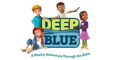 Deep Blue aims to help kids discover how they can be serious disciples of Jesus. This curriculum has a lot to offer the active imaginations of children!