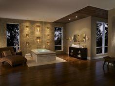 Bad, Waschplatz - Kelapa Retreat Bali | Bathroom | Pinterest ... 20 Ideen Fur Badgestaltung Mit Steinfliesen Erfrischend Naturlich