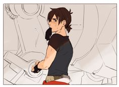 Just According to Keikaku | What are you talking about, Lance?
