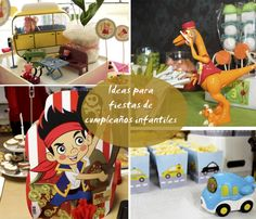 Ideas para fiestas de cumpleaños infantiles http://blgs.co/e0Vo11