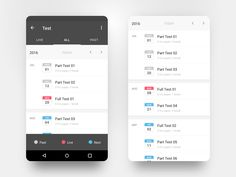 Ts calendar android 0.7x