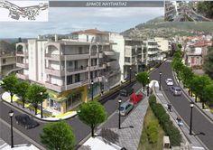 Αντίρριο Ναυπακτίας: Έως τις 10 Ιουνίου θα έχει ολοκληρωθεί η ανάπλαση ... Street View