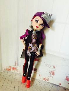 Ever After High: School Spirit Two-Pack Apple White and Raven Queen