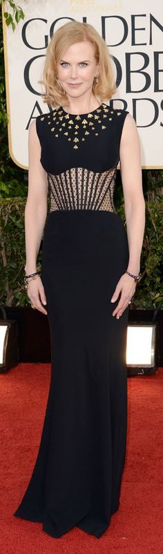 Nicole Kidman in Alexander McQueen #spring2013 #trend #stylehaus