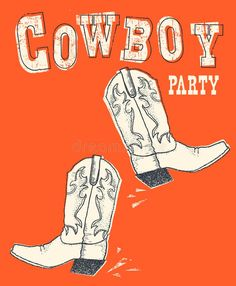 Illustration about Cowboy western boot on red background.Vector hand drawn graphic illustration for text. Illustration of american, silhouette, design - 131818540 Photo Wall Collage, Picture Wall, Collage Art, Illustrations, Graphic Illustration, Western Art, Cowboy Western, Vintage Cowgirl, Western Style