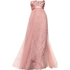 Satinee's collection - Dream gowns ❤ liked on Polyvore