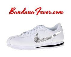 quality design c9490 92438 Bandana Fever   Custom Design Your Nike Shoes   Custom Converse Shoes ·  Custom Converse ShoesNike ShoesSneakers NikeNike Cortez ...