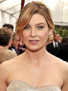 Get the Look: Ellen Pompeo's Soft SAG Beauty – Style News - StyleWatch - People.com