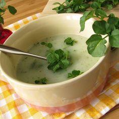Soupe cressonnière