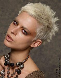 Speziell für blonde Frauen: eine Mischung aus 10 superschönen und besonders flotten Kurzhaarschnitten in verschiedenen Blondnuancen! - Seite 9 von 10 - Neue Frisur