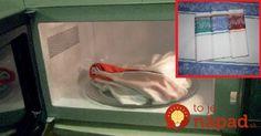Zabudnite na vyváranie: Perfektný trik, ako vyčistiť utierky za pár sekúnd a tak, že zídu aj odolné škvrny!