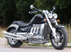 VRUM MOTO - Triumph Rocket III