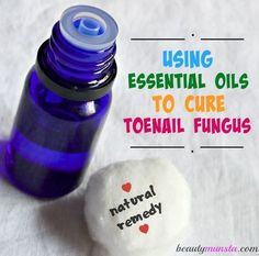 Even though it's generally harmless, once a toenail fungus affects your nail, your whole foot can look unpleasant and there's nothing you can do about it – you can't wear nail polish or closed shoes because you might worsen its condition. Instead of using over-the-counter creams that have chemical additives, why not essential oils that have been shown to be as effective as commercial creams but without the nasty chemicals?! If you want to give yourself the quickest natural cure from toenail…