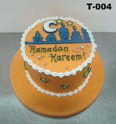 Cake Designs For Ramadan : 1000+ images about Islamic Cakes on Pinterest Eid Cakes ...