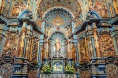 Capilla de Nuestra Senora de la Evangelizacion, Lima, Peru © Checco | Dreamstime