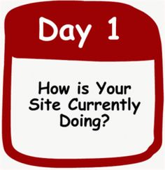 Start Day 1 of the 30 Day SEO Challenge.