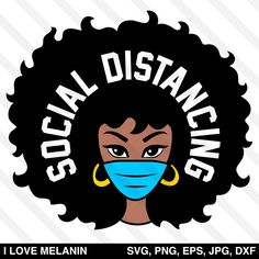 I Love Melanin - African American SVG files for Cricut & Silhouette Black Girl Art, Black Women Art, Black Girl Magic, Black Art, Art Girl, Friends Font, Image Paper, Paint And Sip, The Design Files