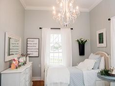 White may be the most definitive neutral color, but Joanna Gaines from HGTV's Fixer Upper understands the design power of this seemingly basic hue. Check out all of the ways she uses white paint to create a classic farmhouse look. From the experts at HGTV.com.