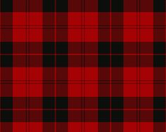 Campbell Red.. Clan Tartan  WR1592