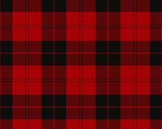 Campbell Red.. Clan TartanWR1592