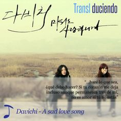 Davichi - A sad love song | KPop