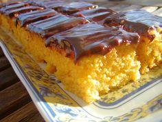 Post  #FALASÉRIO!  : Bolo de Cenoura com Cobertura de Chocolate!
