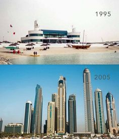 Hasn't Dubai Changed