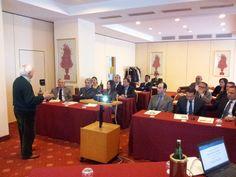 In corso la sessione formativa suppletiva Ada Direttori di albergo a Taormina. Relatore Franco Arabia