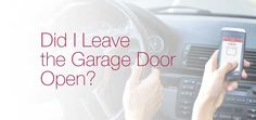 Garage Door Opener by using Smart-Phone or Remote Key:- Highly qualified personnel is there to solve the problems of garage door who provides excellent services.