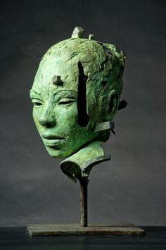 Lionel Smit. Sculptures.