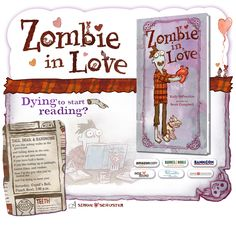 Zombie Romance?? Better than sparkly vampires!!!
