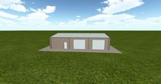 Cool 3D #marketing https://ift.tt/2qkW8wH #barn #workshop #greenhouse #garage #roofing #DIY