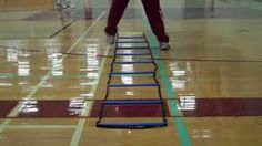 Agility Ladder Progression (Pt 3)