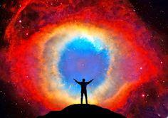 Nebula Photograph In Awe Of The Helix Nebula by Larry Landolfi - Whirlpool Galaxy-Andromeda Galaxy-Black Holes Best Beauty Tips, Beauty Hacks, Galaxy Background, Helix Nebula, Worship The Lord, Makeup Wipes, Andromeda Galaxy, Matrix, Spirituality