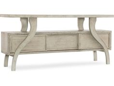 Hooker Furniture Refuge Accent Console Table 5650-85001-WH
