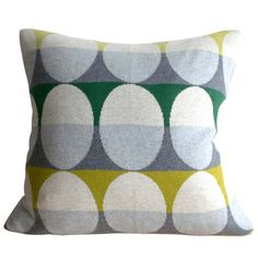 Olivia Green Cushion Cover by Funky Doris. Shop unique, cool products on Fy ✓ Free, fast shipping ✓ 28 day returns ✓ Rated / 5 by of shoppers Green Cushion Covers, Green Cushions, Grey Tea Towels, Neutral Sofa, Drum Shade, Soft Furnishings, Accent Pieces, Room Decor, Throw Pillows