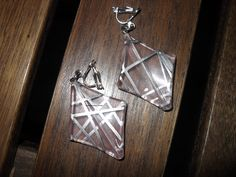 earrings as clips
