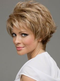 Envy Wigs Micki Wig | Short Pixie Cut with Lace Front and Monofilament Top | Wigs.com - The Wig Experts™